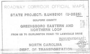 Inverse Condemnation Greensboro